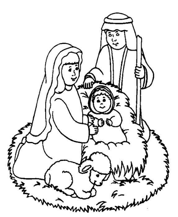 Картинка рождество христово для детей раскраска, именинами галины