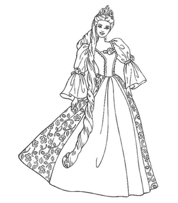 принцесса барби