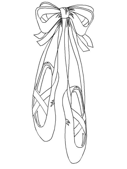 рисунок балетки балерины названия