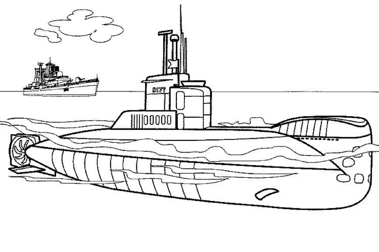 раскраски корабли яхты лодки