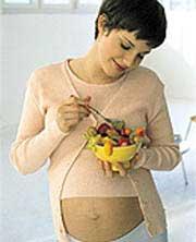 Нормы прибавки веса во время беременности