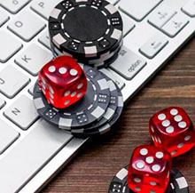 Атмосфера настоящего казино с онлайн играми