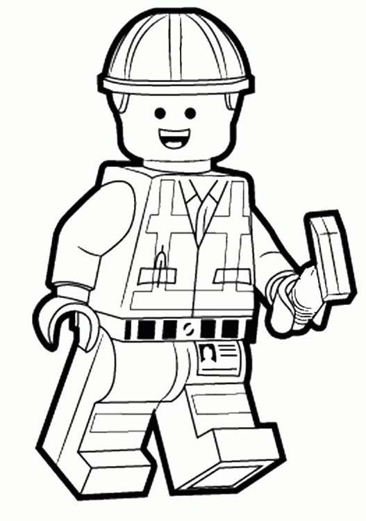 Лего.фильм раскраски