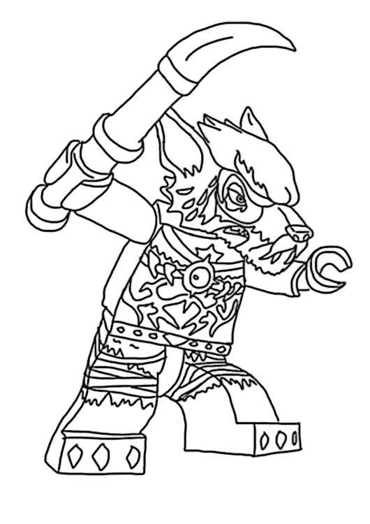 Раскраски для мальчиков онлайн лего ниндзяго - 1