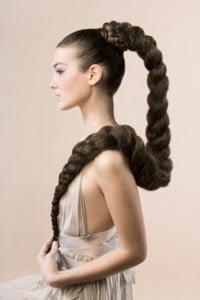 """На нашем сайте для девушек  """"Дамочка """" Вы всегда можете отыскать публикацию - косы на длинные волосы 2013 фото..."""