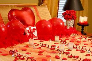 Романтика для любимого в домашних условиях