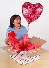 Романтические подарки девушки своими руками