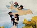 Похожие темы: мелодия из мультфильма каждый маленький ребенок и каждый.