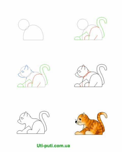 Как учиться рисовать в контакте