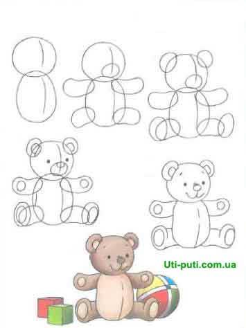 Урок рисования карандашом поэтапно в картинках 14