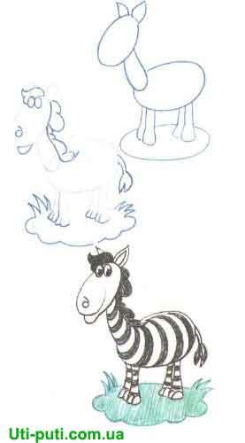 уроки рисования, как научиться рисовать